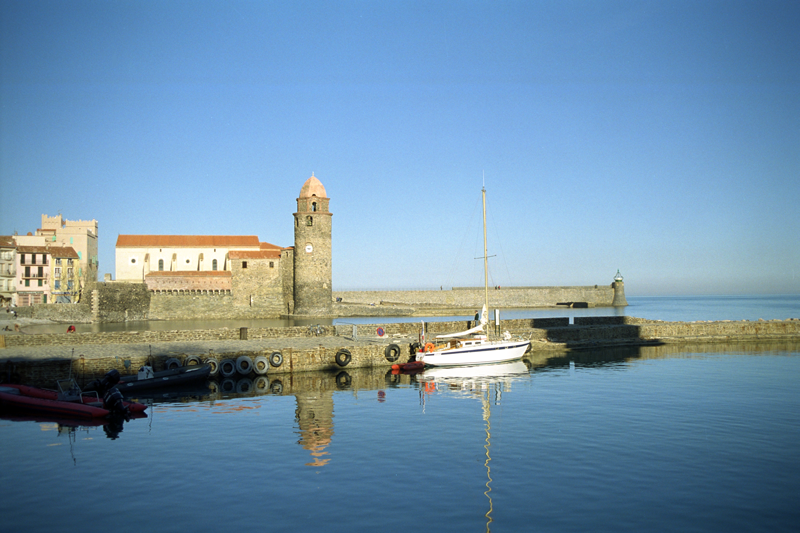 Collioure, le petit port